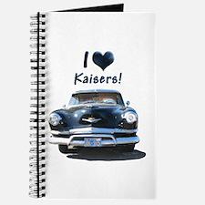 Helaine's Black Kaiser Journal