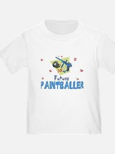 Future Paintballer Baby T