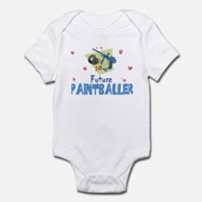 Future Paintballer Baby Toddler Infant Bodysuit