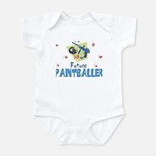 Future Paintballer Baby Toddler Infant Bodysuit