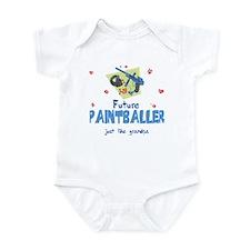Future Paintballer Like Grandpa Infant Bodysuit