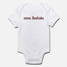 mmm, Beefcake! Infant Creeper