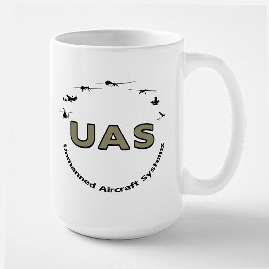 UAS Large Mug