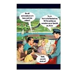 Homeland Tourist Postcards (Package of 8)