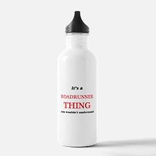 It's a Roadrunner Sports Water Bottle