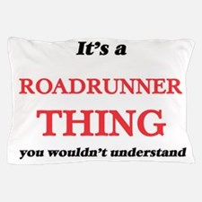 It's a Roadrunner thing, you would Pillow Case
