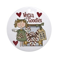 Vegan Goodies Christmas Tree Ornament