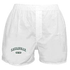 Savannah Est 1733 Boxer Shorts