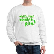 Zombie Plan Sweatshirt