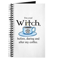 Coffee Witch Journal