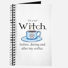 Coffee Witch Journal