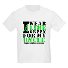 Lymphoma Uncle T-Shirt