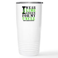 Lymphoma Uncle Travel Mug