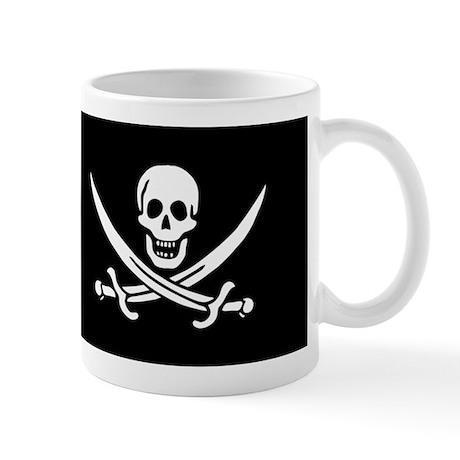 Pirate Captain Calico Jack Ra Mug