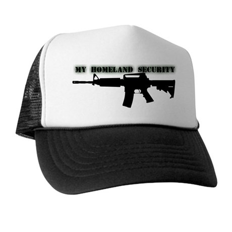 My Homeland Security Trucker Hat