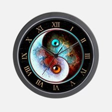 Cosmic Tao Wall Clock