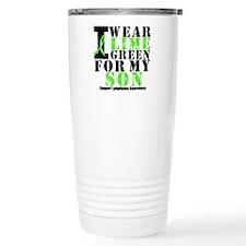 Lymphoma Son Travel Mug