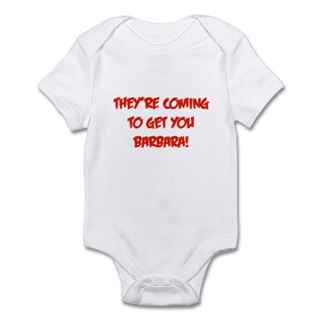 Night of the Living Dead Infant Bodysuit
