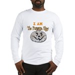 Jack the Pumpkin King Long Sleeve T-Shirt