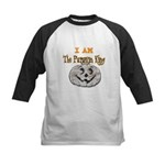 Jack the Pumpkin King Kids Baseball Jersey