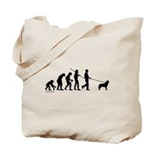 Husky Evolution Tote Bag