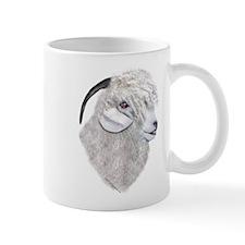 Angora Goat Portrait Mug