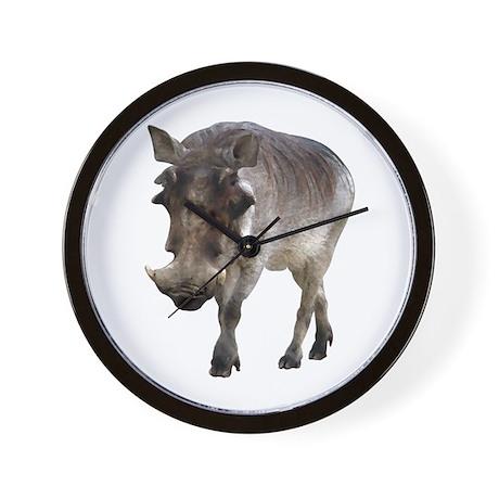 Warthog Wall Clock