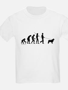 Newfie Evolution T-Shirt