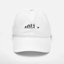Lhasa Evolution Baseball Baseball Cap