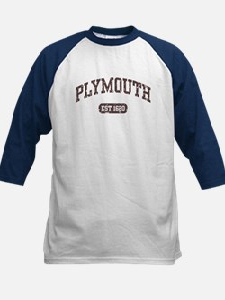 Plymouth Est 1620 Tee
