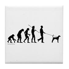 Foxhound Evolution Tile Coaster
