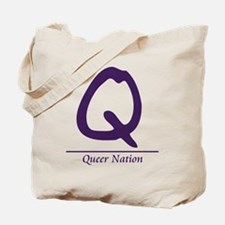Queer Nation Tote Bag