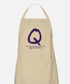 Queer Nation BBQ Apron