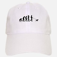 Border Terrier Evolution Baseball Baseball Cap
