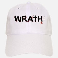 Wrath Baseball Baseball Cap