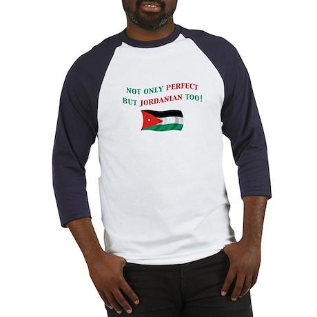 Good Looking Jordanian Baseball Jersey