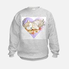 love wolves Sweatshirt