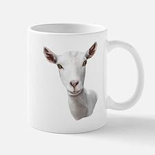Saanen Goat Portrait Mug
