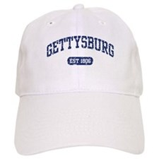 Gettysburg Est 1806 Baseball Cap
