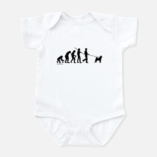 Akita Evolution Infant Bodysuit