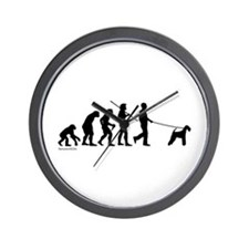 Airedale Evolution Wall Clock