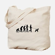 Airedale Evolution Tote Bag
