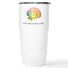 Celebrate Neurodiversit Travel Mug
