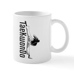 TaeKwonDo Kick Mug