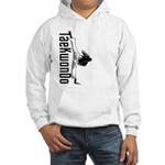 TaeKwonDo Kick Hooded Sweatshirt