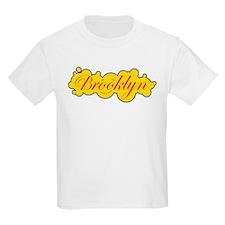 Kids Light BK Smile Red/Yellow Cloud T-Shirt