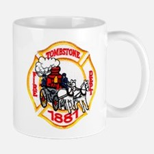 Tombstone Fire Department Mug