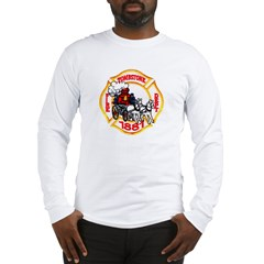 Tombstone Fire Department Long Sleeve T-Shirt