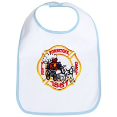 Tombstone Fire Department Bib