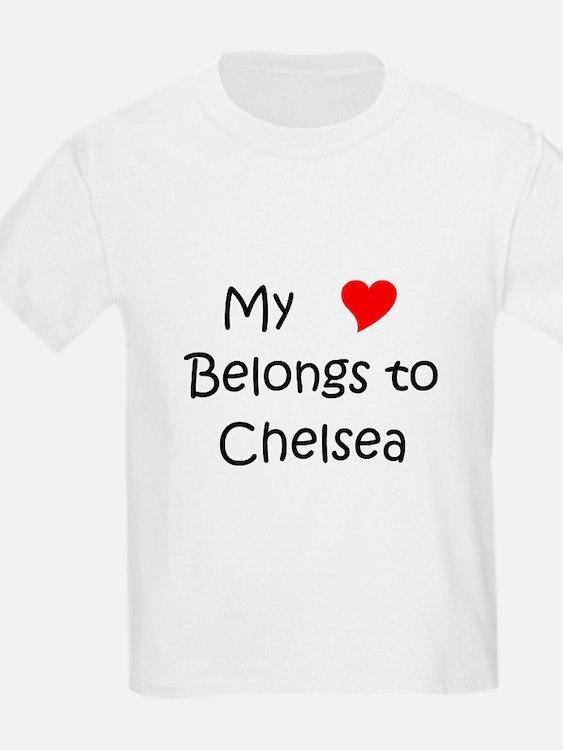 Cute Love chelsea T-Shirt